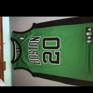 REAL STITCHED. RAY ALLEN JERSEY